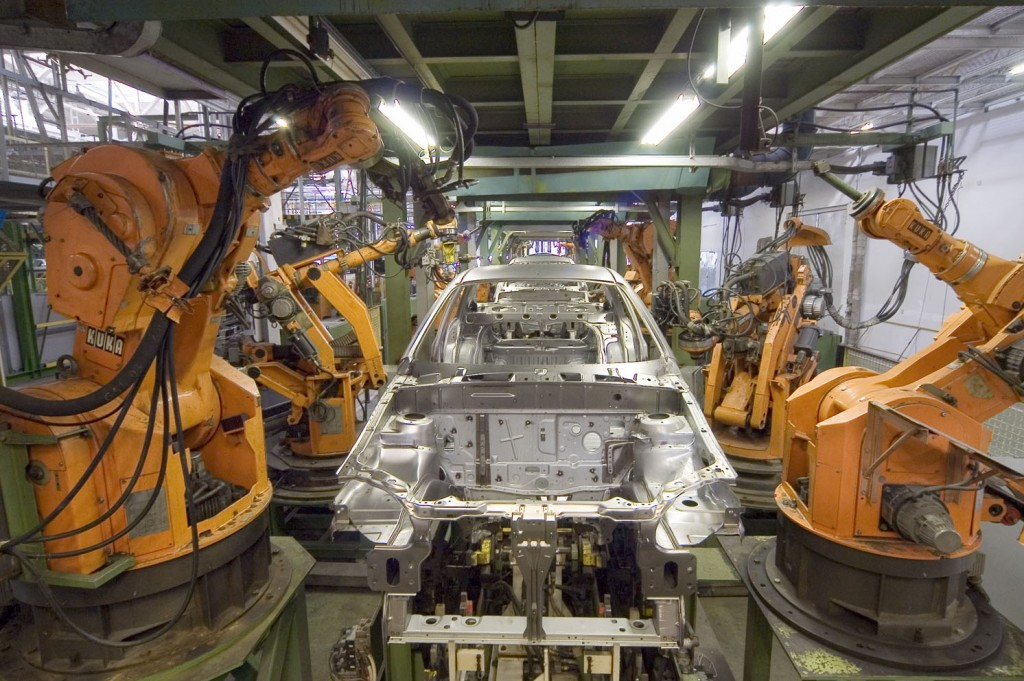 future prospects of the automobile industry